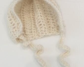 Pixie Baby Bonnet