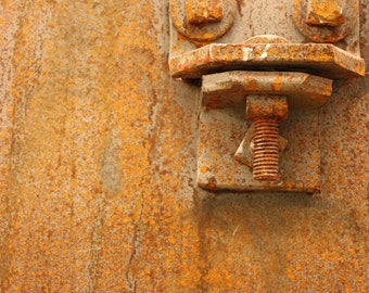 Rusted Bolts
