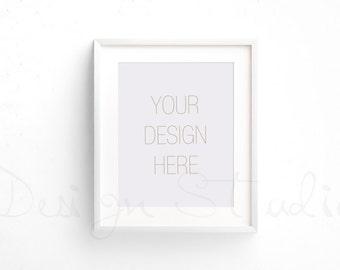 Styled Stock Photography, Frame Mockup, white Frame mockup, Styled Photography Mockup, stock photo