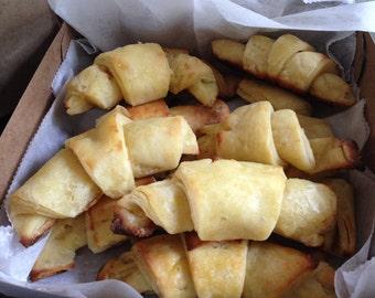 Organic Gluten Free CROISSANTS Organic Gluten Free Croissants Chocolate croissants Almond croissants Cheese croissants