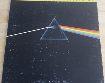 Pink Floyd - Dark Side of the Moon - MFSL 1-017 - 1973 (1979 reissue) - Mobile Fidelity Sound Labs - Original Master Recording - NM!