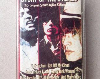 Rolling Stones tape