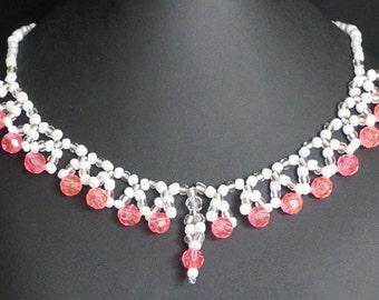 Devi Bead Necklace #008