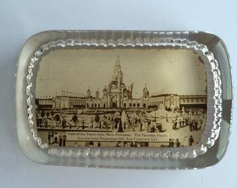 1915 souvenir International Exposition San Francisco CA
