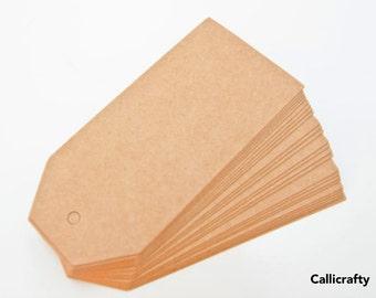 48 pcs Kraft Shipping Gift Price Tags Gift Wrap