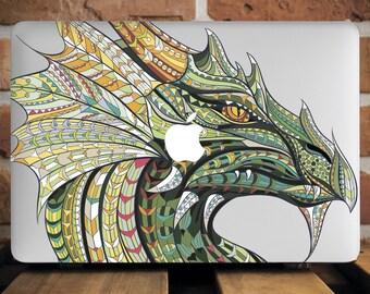 Dragon MacBook Air 11 Cover Macbook Cover 13 Macbook Laptop Case MacBook Pro Hard Cover MacBook Pro 15 Case Mac Laptop Accessories WCm026