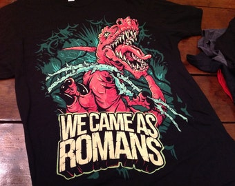 We Came as Romans shirt - MD