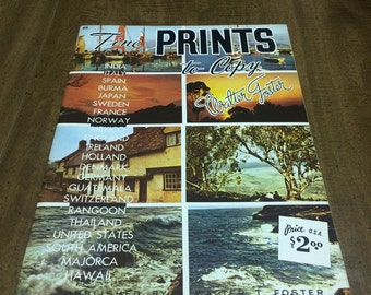 Fine prints to copy by Walter Foster
