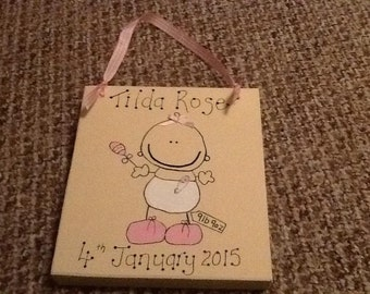 New baby gifts and keepsakes