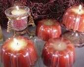 9 oz Bundt Cake Candles-Carrot Cake 6 Pack