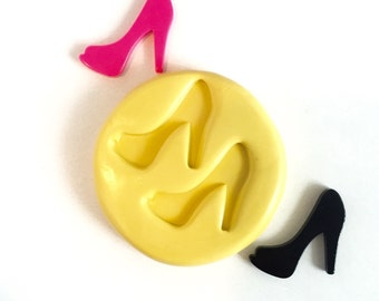 Ladies Shoes Silicone Mold