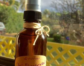 Homemade Non-toxic Antibacterial Spray using Essential Oils