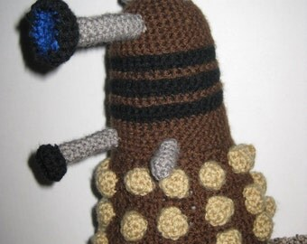 Stuffed Dalek (From Doctor  Who)