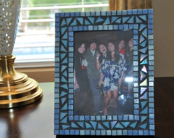 5X7 Mosaic Picture Frame
