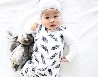 Baby Romper, Toddler Romper, Monochrome Romper, baby boy romper, Baby girl romper, Baby onesie, Baby gift, baby shower gift, baby clothes