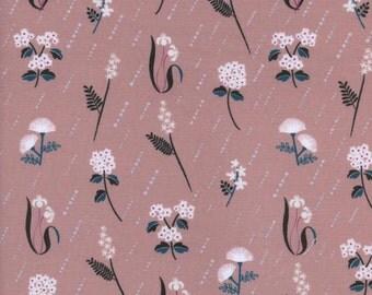 1/2 YD or 1 YARD Fabric -  In Bloom - Dusk ~ Cotton+Steel