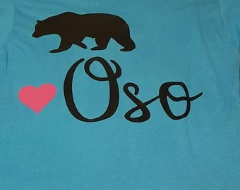 Oso Tshirt for dad