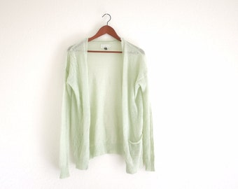 Vintage Dreamy Relaxed Cardigan