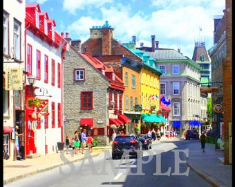 Beautiful Canada - Quebec City 1