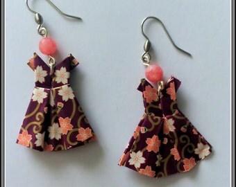 Oreccino Origami Dress