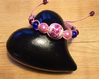 Mulan Cherry blossom bracelet