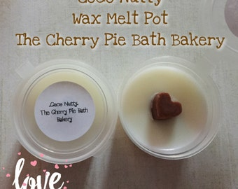 Coconutty Wax Melt Pot