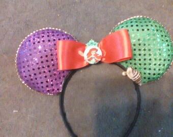 Mouse ear headbands