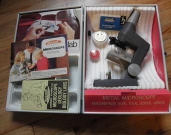 Science Lab Microscope kit