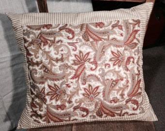 Patchwork Pillow Case