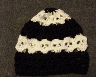 Crochet Scull cap