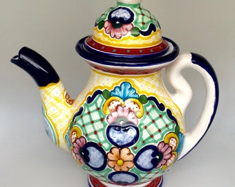 Talavera Coffe Pot