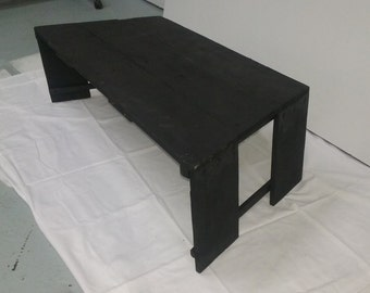 Trapezoid-Shape TV Stand/ Console