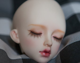 Add-on Item BJD Face Up False Eyelashes