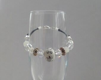 Valentine Beaded Bracelet