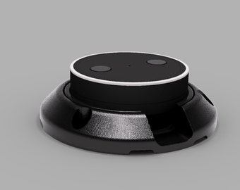 Amazon Echo Dot Mount V2 (Desktop, Counter-top, Wall, Ceiling, etc.)
