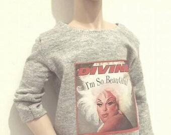 DIVINE T-shirt  long sleeve