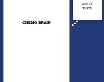 Chemo Brain Chemo Card
