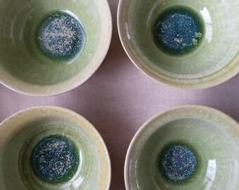 Handmade Ceramic Soup Bowls
