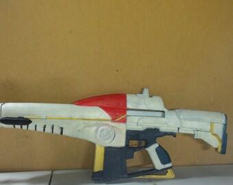 Destiny Suros Regime rifle cosplay prop replica