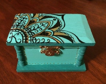 Personalized Memory Box Small