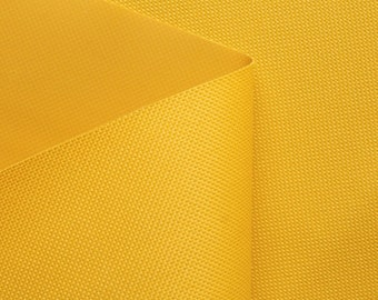 CARRY canvas/canvas - waterproof - color: yellow - 0.5 m