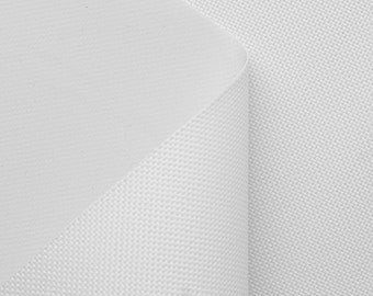 CARRY canvas/canvas - waterproof - color: white - 0.5 m