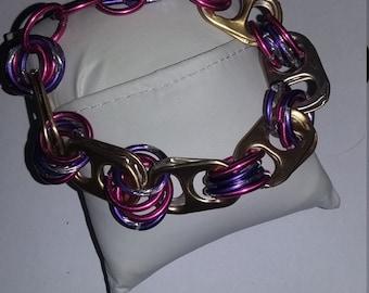 "Bracelet ""capsules"""