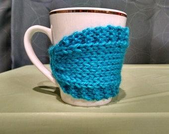 Stockinette Mug Cozy