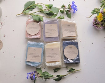 100 Mini Soap Wedding Soap Favors - Bridal Shower soap gift - Baby Shower Favors - Wedding Guest Gift soap -  Wedding gift bag- party favor