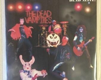 Dead Vampires/ Dead Alive CD-R