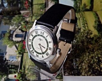 Vintage  soviet Ladies watch Luch, made in USSR, Women's soviet watch, Vintage watch, Russian watch,