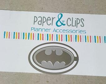 1 Batman Bookmark