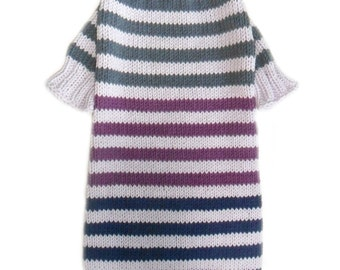 """Pullover """"Bright Stripes"""""""