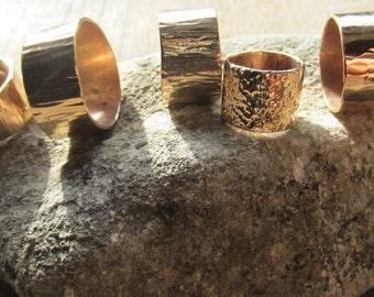 etruscan broze ring